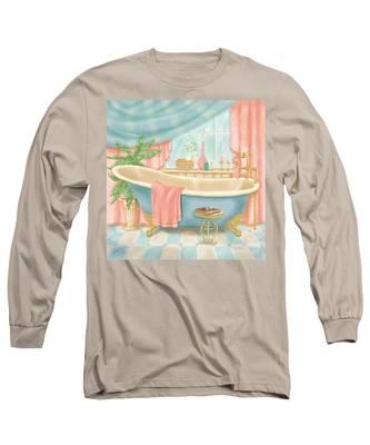 Pretty Bathrooms I Long Sleeve T-Shirt