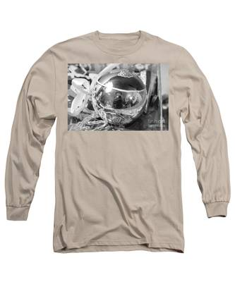 Reflections On A Self Portrait Long Sleeve T-Shirt