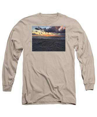 Sea Turtle Hatch Long Sleeve T-Shirt