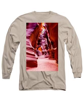 Serene Light Long Sleeve T-Shirt