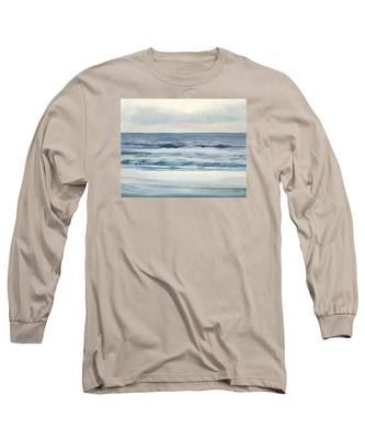 Silvery Morn Long Sleeve T-Shirt