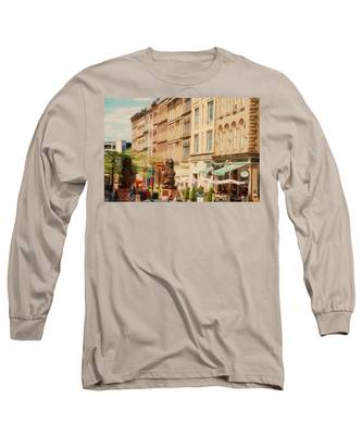 Springtime In Halifax Long Sleeve T-Shirt