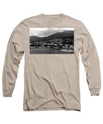 St. Kitts Beautiful Caribbean Island  Long Sleeve T-Shirt