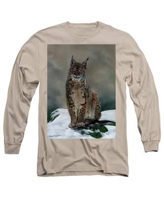 The Missing Lynx Long Sleeve T-Shirt
