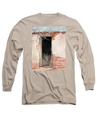 The New Tenent Long Sleeve T-Shirt