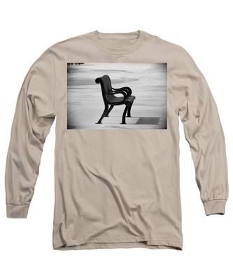 The Pier Bench Long Sleeve T-Shirt