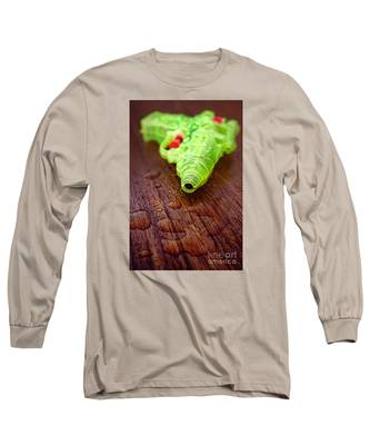Toy Water Pistol Long Sleeve T-Shirt