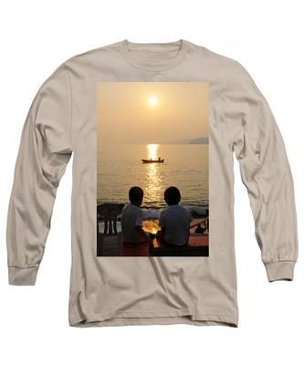 Twofer Long Sleeve T-Shirt by Skip Hunt