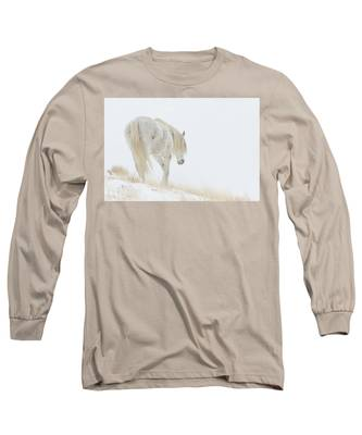 Old Man Winter Long Sleeve T-Shirt
