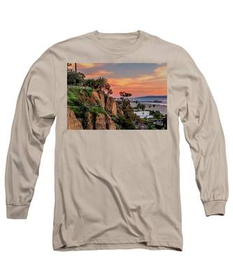 A Nice Evening In The Park Long Sleeve T-Shirt
