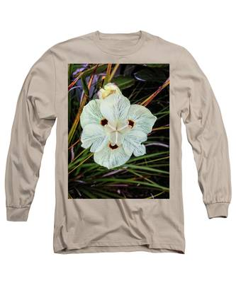 Caribbean Wildflower Long Sleeve T-Shirt