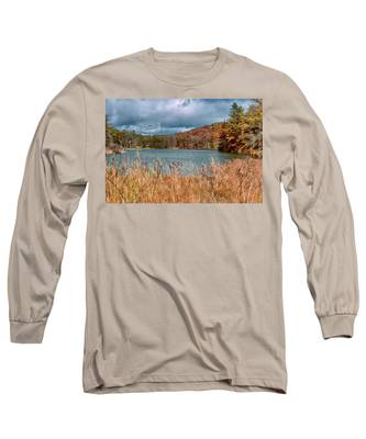 Framed Lake Long Sleeve T-Shirt