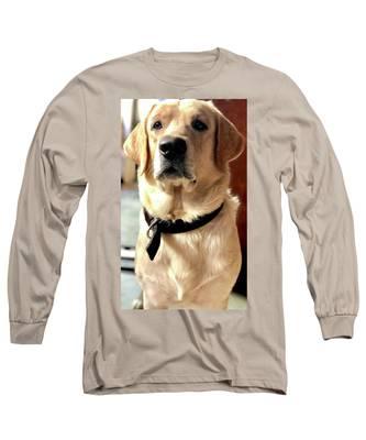 Labrador Dog Long Sleeve T-Shirts