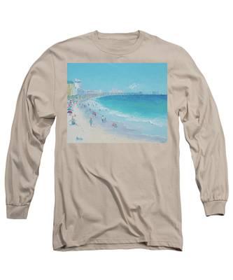 Myrtle Beach And Springmaid Pier Long Sleeve T-Shirt