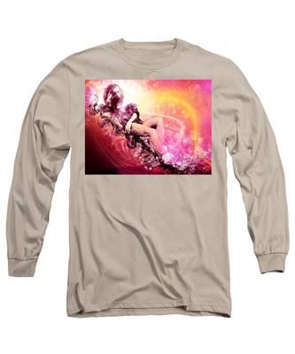 Our Secret Garden Long Sleeve T-Shirt