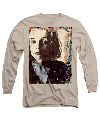 Patty Griffin Long Sleeve T-Shirt