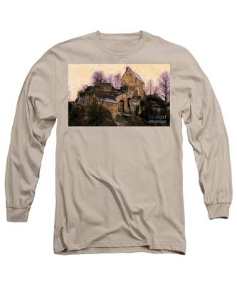 Ruined Castle Long Sleeve T-Shirt