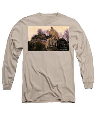 Ruined Castle Long Sleeve T-Shirt