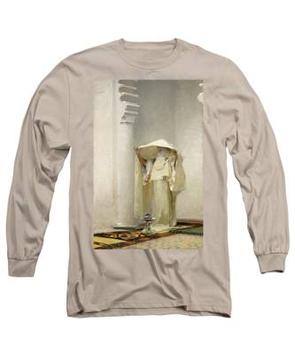 John Singer Sargent Long Sleeve T-Shirts