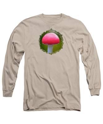 Basidiomycota Long Sleeve T-Shirts