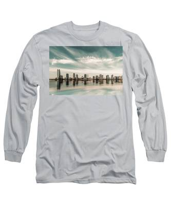 a look to New Jersey  Long Sleeve T-Shirt