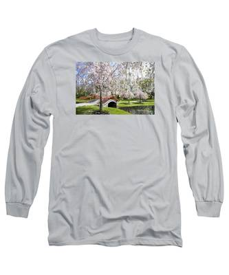 A Spring Walk Long Sleeve T-Shirt