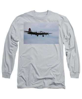 B-17 Yankee Lady Long Sleeve T-Shirt