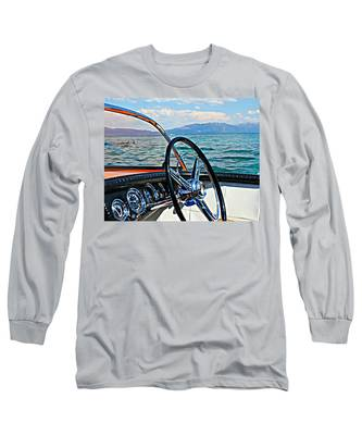 Cobra Cockpit Long Sleeve T-Shirt