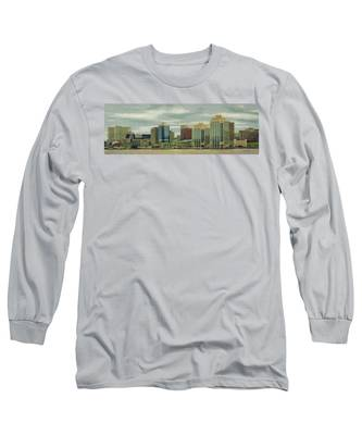 Halifax From The Harbour Long Sleeve T-Shirt