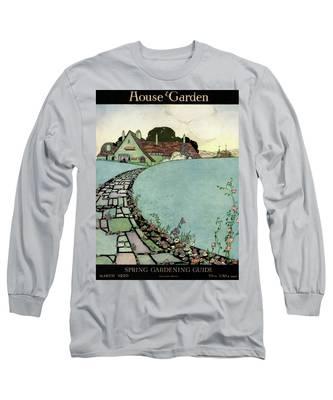 House And Garden Spring Garden Guide Long Sleeve T-Shirt