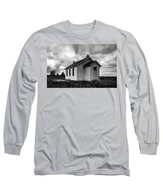 Icarian Schoolhouse Long Sleeve T-Shirt
