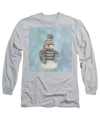 It's A Holly Jolly Christmas Long Sleeve T-Shirt