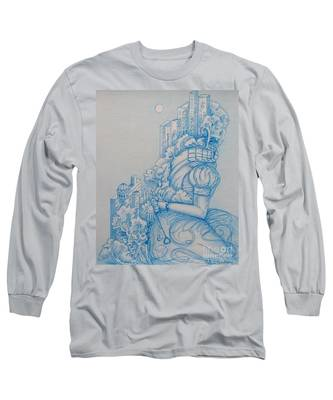Keys To The City Long Sleeve T-Shirt