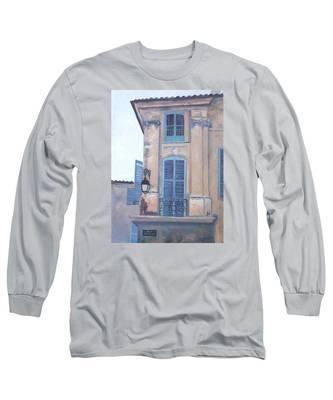 Rue Espariat Aix-en-provence Long Sleeve T-Shirt
