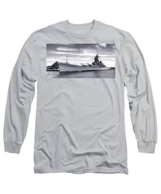 The New Jersey Long Sleeve T-Shirt