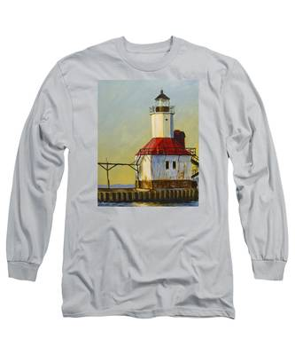 Waiting For The Sunset Long Sleeve T-Shirt