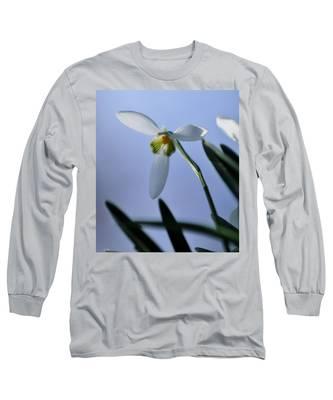 Giant Snowdrop Long Sleeve T-Shirt