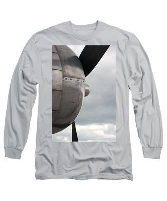 Prop In Sky Long Sleeve T-Shirt