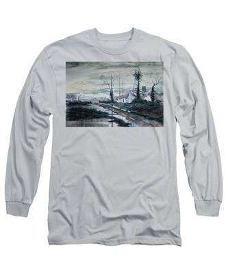Back To Life Long Sleeve T-Shirt