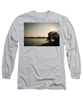 Lake Cumberland Sunset Long Sleeve T-Shirt