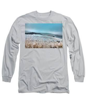 A Frosty Morning On The Palouse Long Sleeve T-Shirt