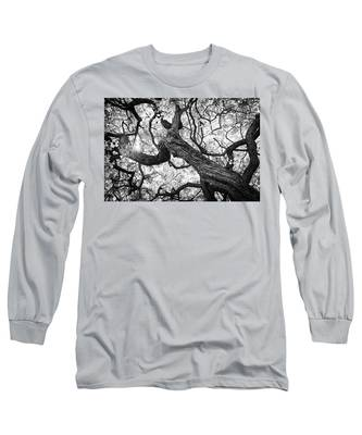 Ethereal Maple Long Sleeve T-Shirt