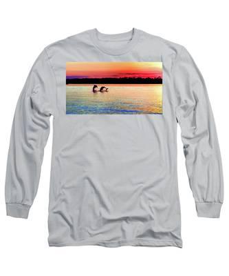 Joy Of The Dance Long Sleeve T-Shirt