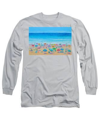 Life On The Beach Long Sleeve T-Shirt