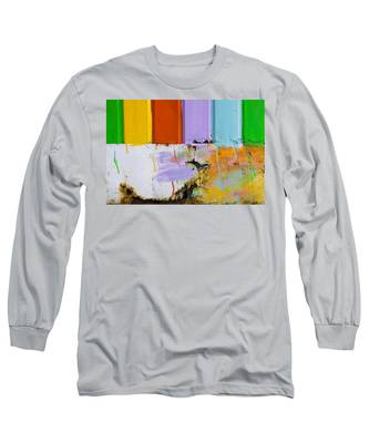 Long Sleeve T-Shirt featuring the photograph Once Upon A Circus by Skip Hunt