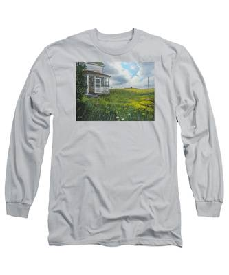 Out Back Long Sleeve T-Shirt