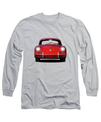 Classic Cars Long Sleeve T-Shirts