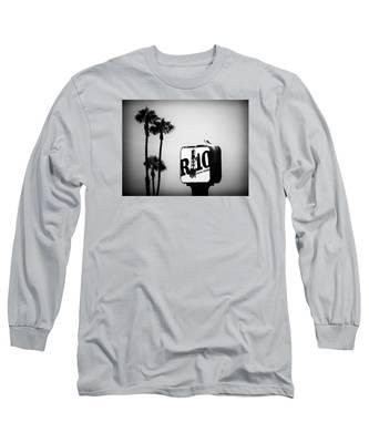 R-10 Social House Long Sleeve T-Shirt