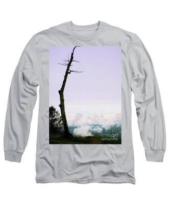 Reaching In The Shenandoah Long Sleeve T-Shirt