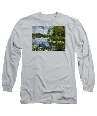 River Of Calm Long Sleeve T-Shirt